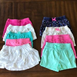 Other - 18 month shorts bundle